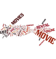 For the movie watcher who can t get enough text vector