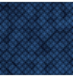 Dark Blue Ring Abstract Background vector image