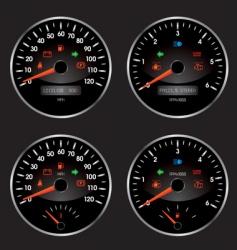 speed2 vector image