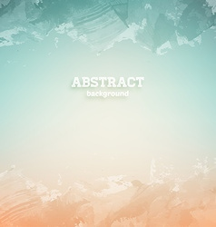 Pink and teal abstract background vector