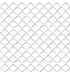 White tile geometric texture seamless vector