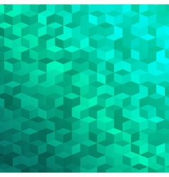 Abstract turquoise background vector