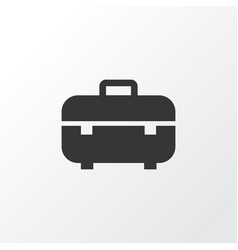 Toolbox icon symbol premium quality isolated vector