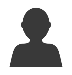 Unknown person vector
