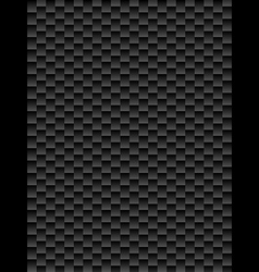 Black texture geometric seamless background vector