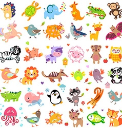 Animalsbigthr vector