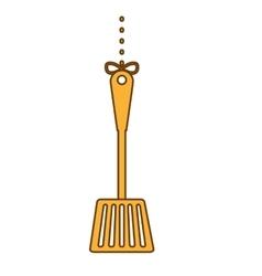 Yellow turner icon image design vector