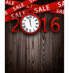 Sale 2016 background vector image vector image