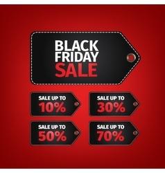 Black friday sale tag easy editable eps 10 vector