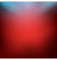 Christmas red background EPS 10 vector image