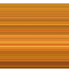 Tube striped background in many shades of orange vector