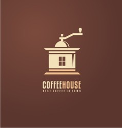 Coffee logo vector