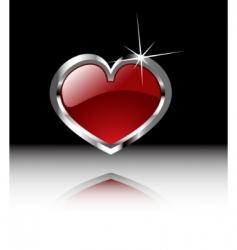 vector valentines hearts vector image