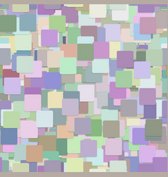 Seamless chaotic square background pattern - from vector