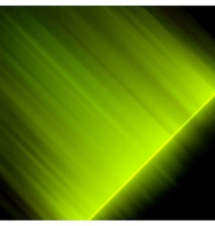 Abstract glowing green EPS 10 vector image