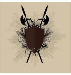 Vintage emblem vector