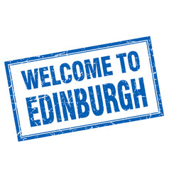 Edinburgh vector
