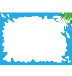 milky background vector image