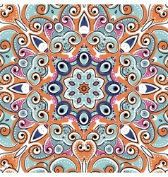 Arabic ornament seamless pattern for your design vector