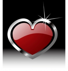 vector valentines hearts vector image vector image