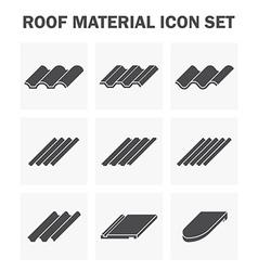 Tile icon vector image