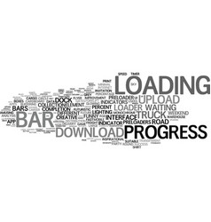 Load word cloud concept vector