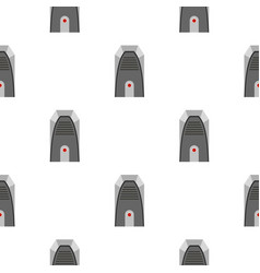 Modern heater pattern seamless vector