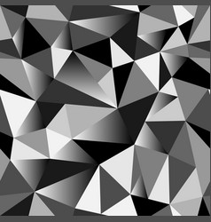 Abstract gradient geometric rumpled triangular vector