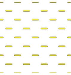Citron rectangular button pattern vector