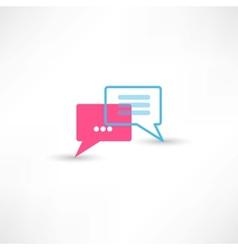 Dialogue speech vector