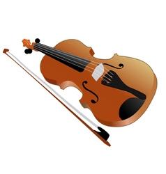 violin vector image vector image