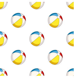 Inable multicolored ballsummer rest single icon vector