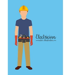 Electrical concept vector