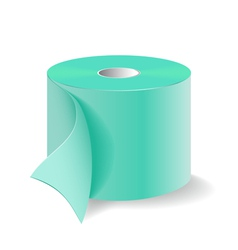 Toilet paper vector