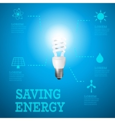 Saving energy 3 vector
