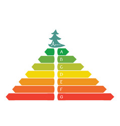 infographics celebratory energy consumption vector image vector image