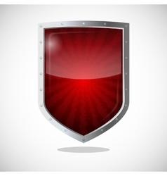Protection armor shield concept security vector