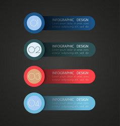 business steb options banner3 vector image