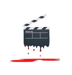 Horror movie vector