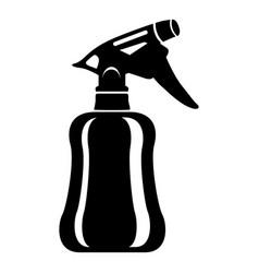 Perfume icon simple style vector