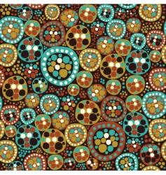 Bright pattern vector