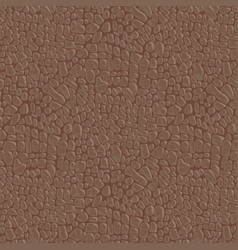 Seamless leather texture vector