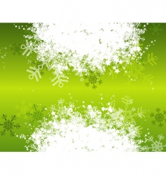 winter background vector vector image vector image