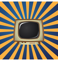 Television graphic vector