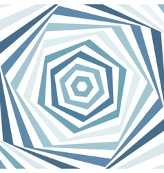 Geometric background in soft pastel colors vector