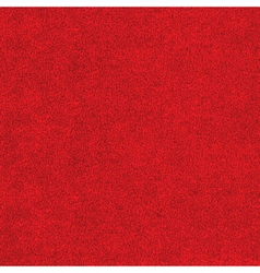 Red texture with effect paint vector image