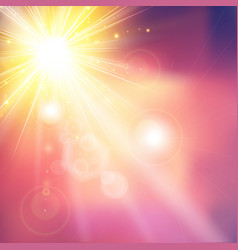 soft colored abstract light background vector image