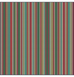 Knitting pattern sweater battlement line bright2 vector