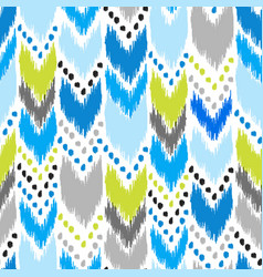 Navajo colorful pattern vector