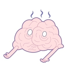 Am i alive brain collection vector